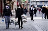 COVID-19 : recul du nombre de décès en Belgique