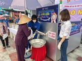 Les ATM de riz au secours des plus démunis