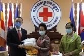 La Croix-Rouge vietnamienne assiste son homologue cambodgienne