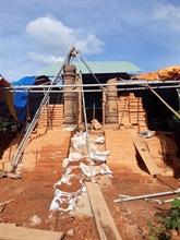 Des experts indiens aident à restaurer la zone centrale du sanctuaire de My Son