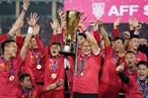 Next Media obtient les droits d'auteur de diffusion de la Coupe AFF Suzuki 2020