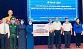 Hô Chi Minh-Ville finance la construction dun poste médical à Truong Sa