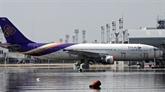 Thai Airways International suspendra ses vols pendant deux mois