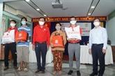 La bienveillance des Saïgonnais pendant la pandémie de COVID-19