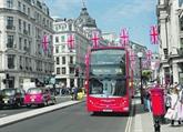 Le gouvernement britannique vient au secours des lignes de bus