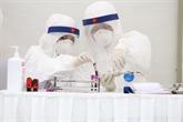 Hô Chi Minh-Ville : trois hôpitaux autorisés à effectuer des tests de dépistage du coronavirus