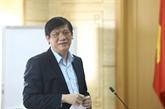 Le Vietnam assiste à une visioconférence des ministres de la Santé