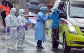 République de Corée : 94 nouveaux cas de coronavirus
