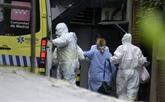 674 morts en 24 heures en Espagne, troisième jour consécutif de baisse