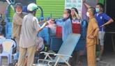 Hô Chi Minh-Ville : Les pauvres ne sont pas laissés pour compte