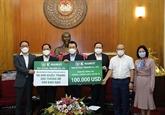 K-Market soutient le Vietnam dans la lutte contre le COVID-19