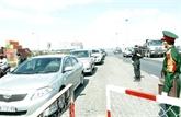 Renforcement du contrôle du transport des marchandises aux portes frontalières