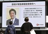 Le Japon déclare l'état d'urgence