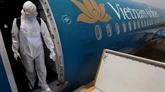 Vietnam Airlines limite le nombre de passagers sur les vols à destination de HCM-Ville