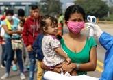 Des centaines de migrants vénézuéliens en Colombie reviennent au pays