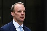 Dominic Raab, le chef de la diplomatie chargé de remplacer Boris Johnson