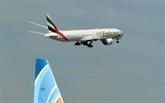 Émirates et Etihad reprennent un nombre limité de vols de passagers