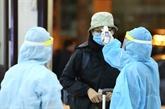 Le Vietnam confirme quatre nouveaux cas supplémentaires