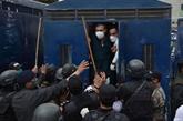 Pakistan : 49 détenus infectés au coronavirus dans une prison de Lahore