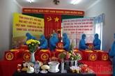 Rapatrier des restes de soldats volontaires vietnamiens tombés au Laos et au Cambodge