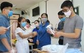 Des étudiants saïgonaisnbspen médecine prêts pour le combat