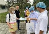 COVID-19 : deux autres patients britanniques guéris à Thua Thiên-Huê