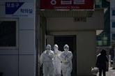 L'état de deux malades sud-coréens s'améliore après un traitement au plasma