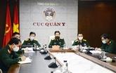 Médecine militaire : l'ASEAN discute de la coopération pour lutter contre le COVID-19