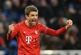 Allemagne : Thomas Müller prolonge au Bayern jusqu'en 2023