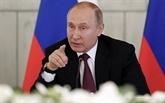 Poutine : l'objectif principal de la lutte contre le COVID-19 est d'assurer la santé des citoyens