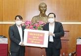 La VNA soutient le Fonds national de lutte contre le COVID-19