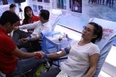 Don de sang : l'inquiétante pénurie à Hô Chi Minh-Ville