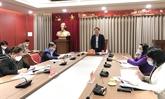 Hanoï se concentre sur l'accélération des projets d'investissement public