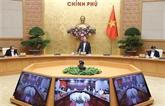Le Premier ministre demande d'accélérer le projet d'aéroport de Long Thành