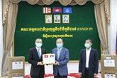COVID-19 : le Cambodge remercie le Vietnam pour son soutien médical