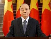 Message de Nguyên Xuân Phuc à la téléconférence des ministres de la Santé du Pacifique occidental
