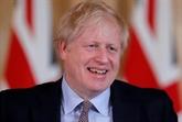 La santé de Boris Johnson saméliore mais la pandémie saggrave