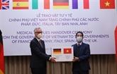The Diplomat apprécie l'assistance du Vietnam pour d'autres pays