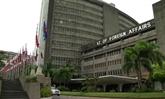 Les Philippines soulèvent la question de confiance avec la Chine