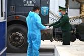 Favoriser l'import-export au poste frontalier de Mong Cai
