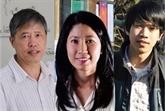 Les Prix Ta Quang Buu 2020 couronnent trois scientifiques