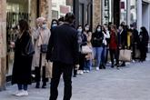 Une partie de l'Europe redécouvre le plaisir du shopping