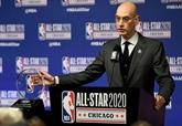 NBA : deux à quatre semaines pour décider de la reprise de la compétition