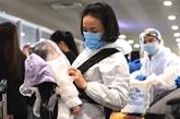 Le Vietnam confirme 24 nouveaux cas de contamination