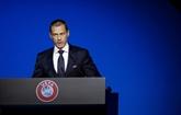 Le président de l'UEFA juge