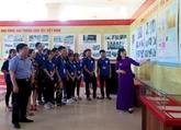 Ouverture d'une exposition sur le Président Hô Chi Minh à Thai Nguyên
