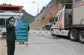 Proposer la réouverture des portes frontalières auxiliaires avec la Chine