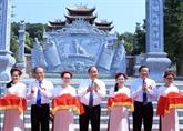 Le PM assiste à des activités en l'honneur de l'anniversaire du Président Hô Chi Minh