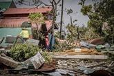Quatre morts après le passage du typhon Vongfong