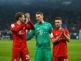Allemagne : le monde salue le retour du foot, les stars du Bayern reprennent